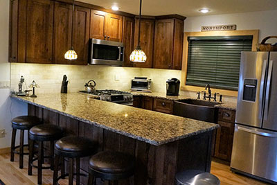 kitchen renovation lake placid ny